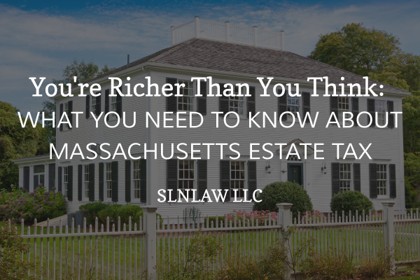 massachusetts estate tax